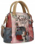 Anekke India - torebka plecak 2 w 1 - unikat - Lunula Dream Shop