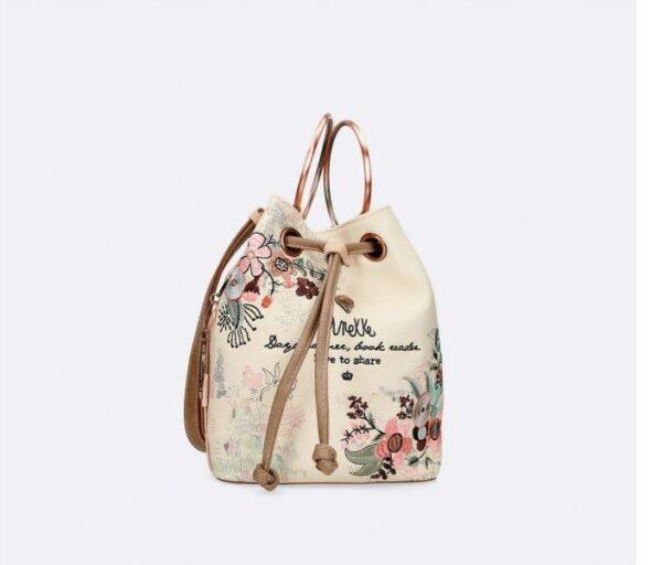 Anekke Jane - romantyczna torebka do ręki - unikat - Lunula Dream Shop