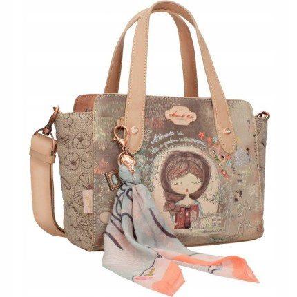Anekke Jane - torebka na ramię i do ręki JEDYNA - Lunula Dream Shop